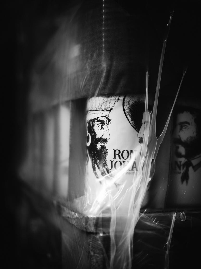 White Rum Palette