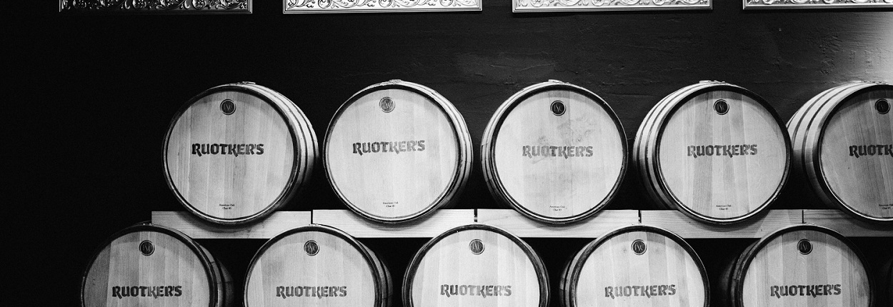 RUOTKER'S Whiskey Fässer