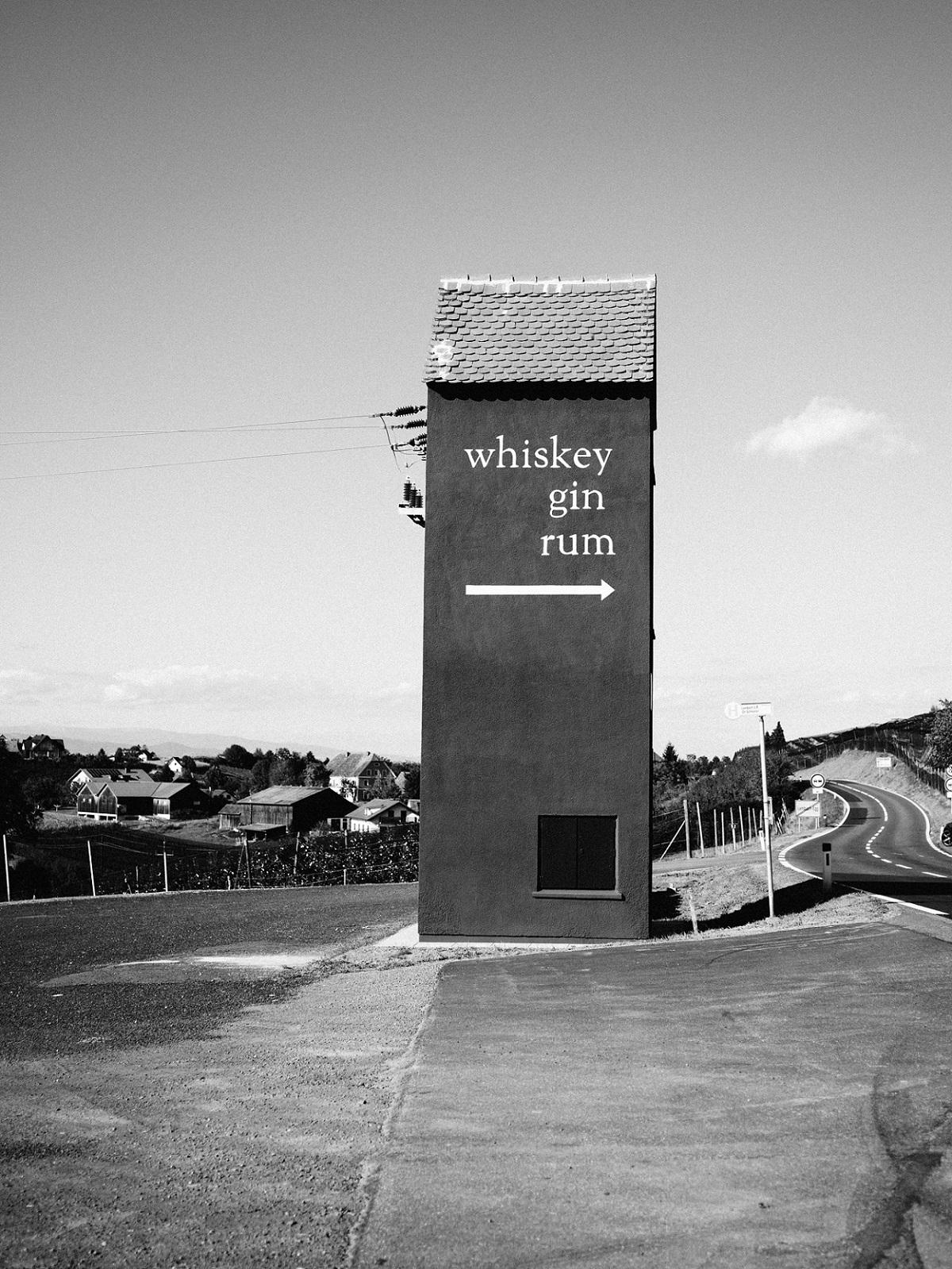 Whiskey Gin Rum